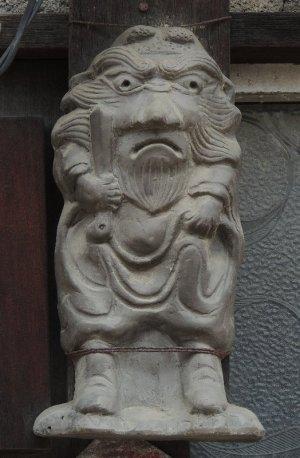 京都市南区の鍾馗さん