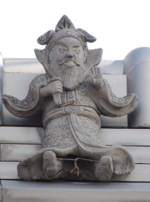 奈良市今御門町の鍾馗さん