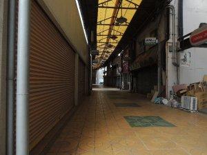 鴨島駅前商店街