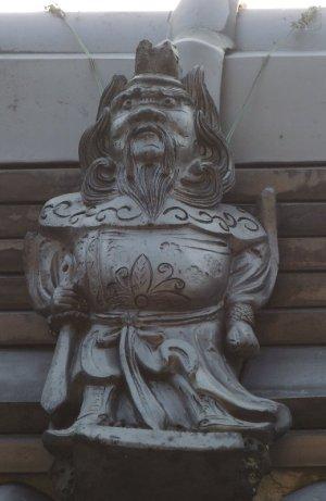 大和郡山市矢田町の鍾馗さん