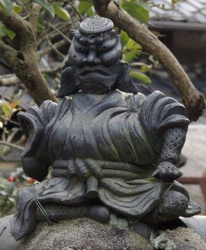 木津川市山城町椿井の鍾馗さん