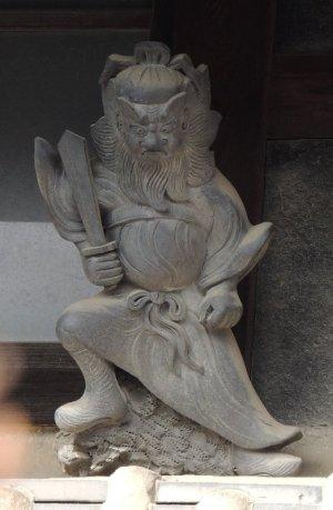 富田林市彼方の鍾馗さん