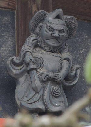 富田林市佐備の鍾馗さん