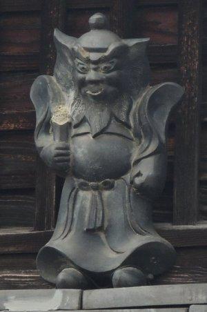 河内長野市天野町の鍾馗さん