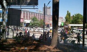 バンガロールシティ駅