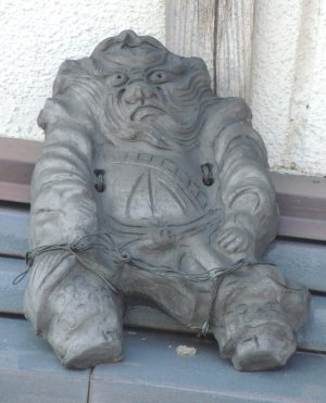 伊賀市東高倉の鍾馗さん