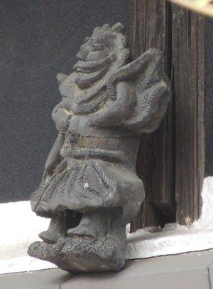 河内長野市本町の鍾馗さん
