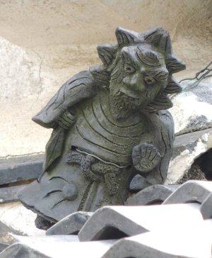 富田林市龍泉の鍾馗さん