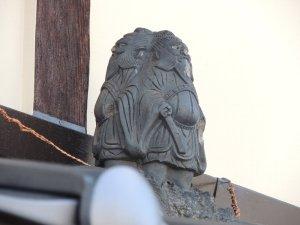 京都市南区の三連鍾馗さん