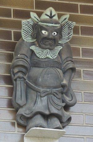 和泉市松尾寺町の鍾馗さん
