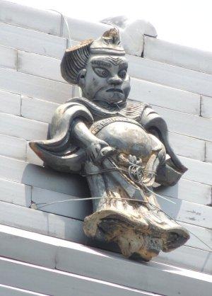 和泉市春木町の鍾馗さん