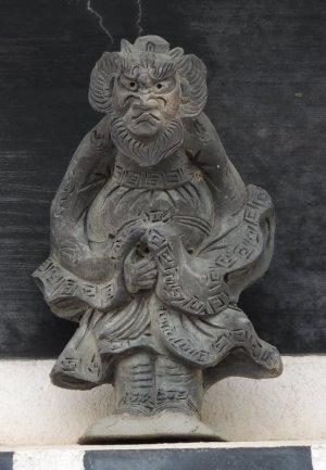 河内長野市加賀田の鍾馗さん