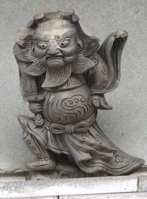 河内長野市石仏の鍾馗さん