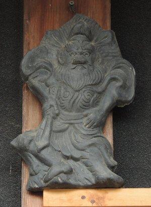 河内長野市岩瀬の鍾馗さん
