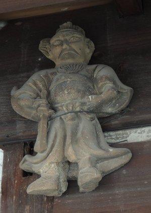 貝塚市近木の鍾馗さん