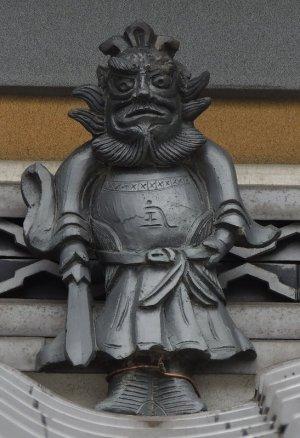 貝塚市脇浜の鍾馗さん