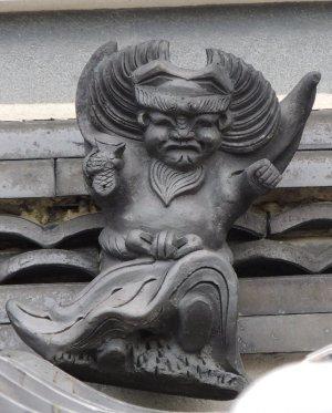 泉佐野市日根野の鍾馗さん