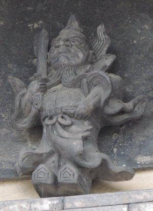 泉佐野市長滝の鍾馗さん