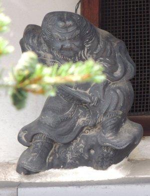 泉南市北野の鍾馗さん