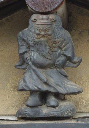 泉南市樽井の鍾馗さん