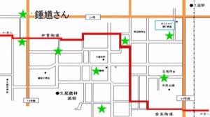 久居の町の鍾馗さん(3)