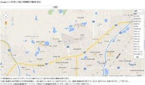 法隆寺_Googlemap