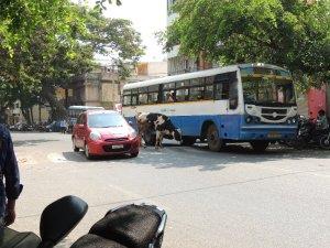 バンガロール バス