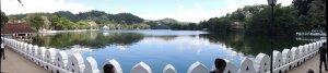 キャンディ 湖のパノラマ