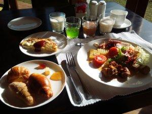 Jetwing St. Andrews Hotel Nuwara Eliya Breakfast