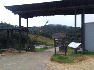 ホートンプレインズ保護区のゲート