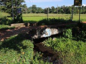 スリランカの農村風景