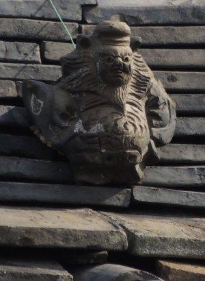 田原本町大木の鍾馗さん