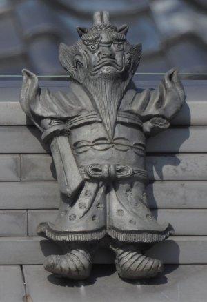 田原本町宮古の鍾馗さん