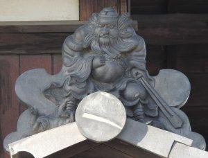 野洲市吉川の鍾馗さん