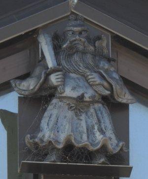 近江八幡市西元町の鍾馗さん