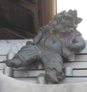伊賀市野間の鍾馗さん