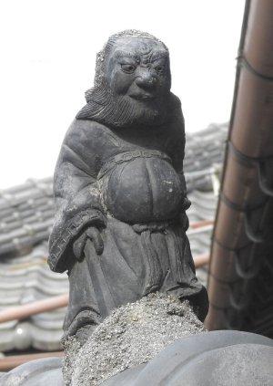 伊賀市山出の鍾馗さん