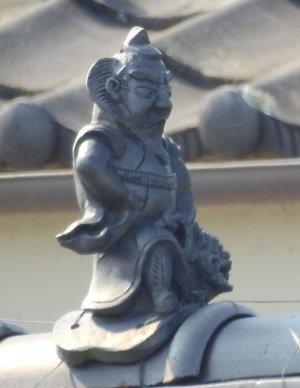 松本市惣社の鍾馗さん