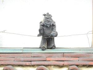養老町沢田の鍾馗さん