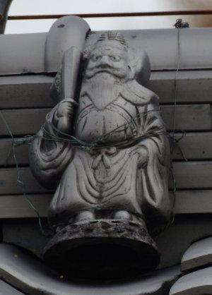 橿原市光陽町の鍾馗さん