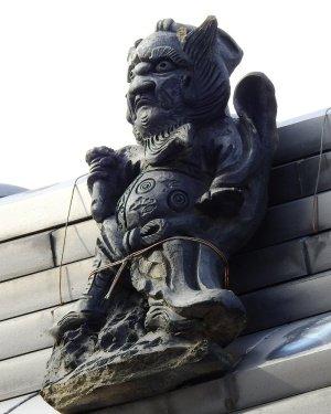 橿原市古川町の鍾馗さん
