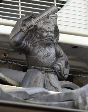 大和高田市勝目の鍾馗さん