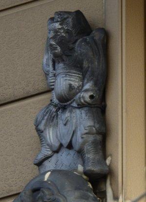 大和高田市秋吉の鍾馗さん