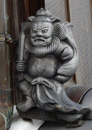 葛城市竹内の鍾馗さん